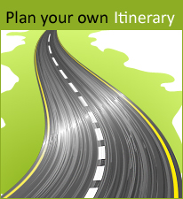 Plan Your Own Itinerary